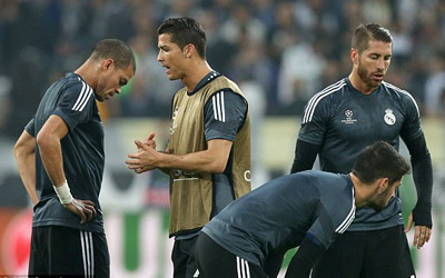TRỰC TIẾP Juventus - Real: Tevez và Bale rời sân (KT) - 3
