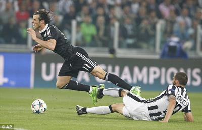 TRỰC TIẾP Juventus - Real: Tevez và Bale rời sân (KT) - 4