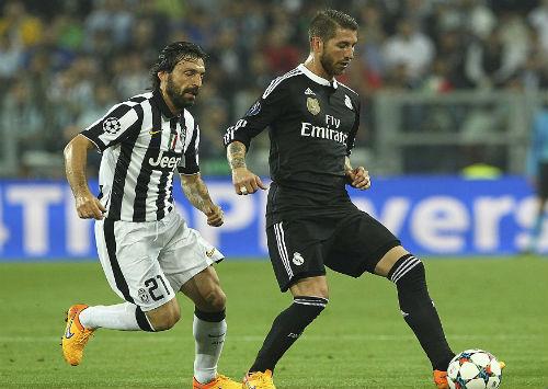 Có Ramos, Bale, Real như đá chấp người - 1