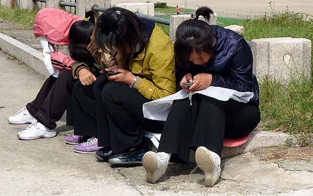 Người dân Triều Tiên trải nghiệm dịch vụ mua sắm trực tuyến - 1