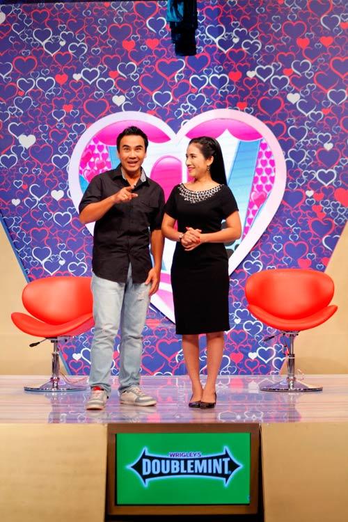 """MC Quyền Linh: """"Tôi không ghen vợ, đã tin thì không ghen bao giờ!"""" - 3"""
