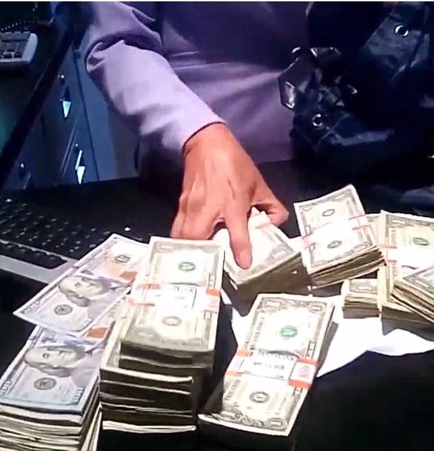 Cướp ngân hàng bị bắt chỉ vì đưa ảnh lên Instagram - 2