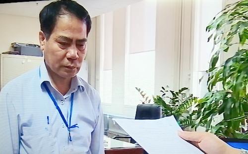 Khởi tố, bắt giam nguyên Giám đốc Ban quản lý dự án nước Sông Đà - 1