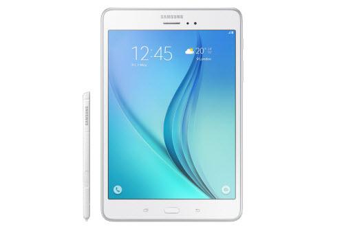 Máy tính bảng Samsung Galaxy A trình làng, có bút S Pen - 1
