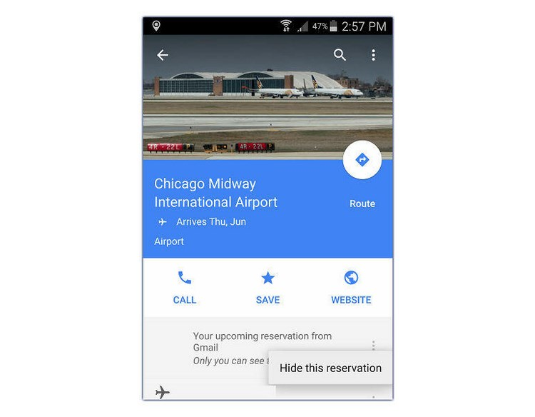 Cách dùng 3 tính năng mới của Google Maps 9.8 - 2