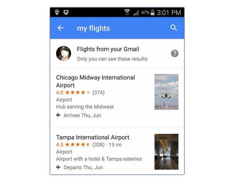 Cách dùng 3 tính năng mới của Google Maps 9.8 - 3
