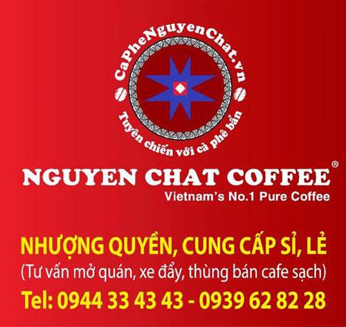Nhà cung cấp và phân phối cà phê sạch uy tín - Nguyen Chat Coffee - 1