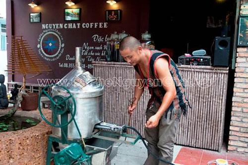 Nhà cung cấp và phân phối cà phê sạch uy tín - Nguyen Chat Coffee - 3
