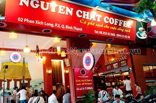 Nhà cung cấp và phân phối cà phê sạch uy tín - Nguyen Chat Coffee - 5