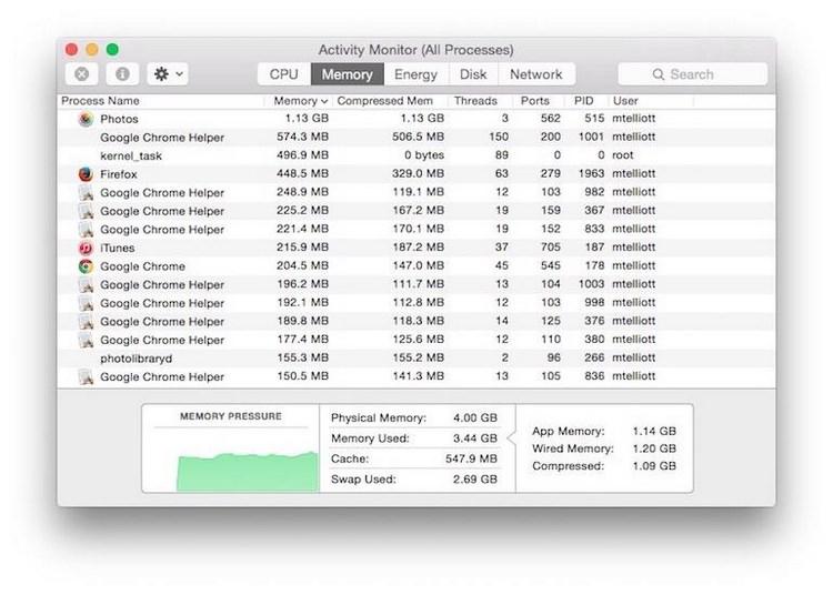 5 cách tăng tốc máy tính MacBook cũ - 2