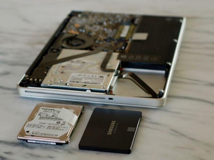 5 cách tăng tốc máy tính MacBook cũ - 1