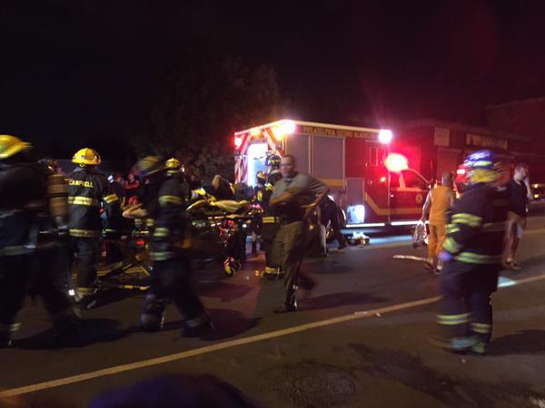 Mỹ: Tàu hỏa trật đường ray, 55 người thương vong - 6