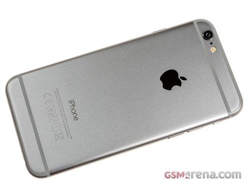 Lộ iPhone 6S trang bị tính năng Force Touch - 1