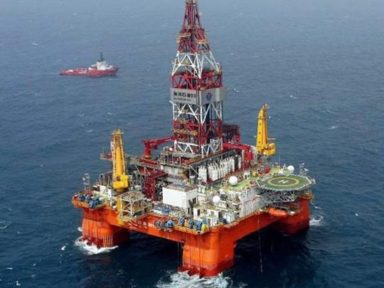 Cảnh sát biển VN theo dõi giàn khoan 981 của TQ ở Biển Đông