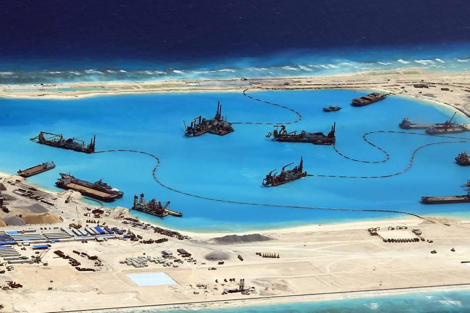 """Chuyên gia: Thế """"phóng lao"""" của Mỹ ở Biển Đông - 2"""