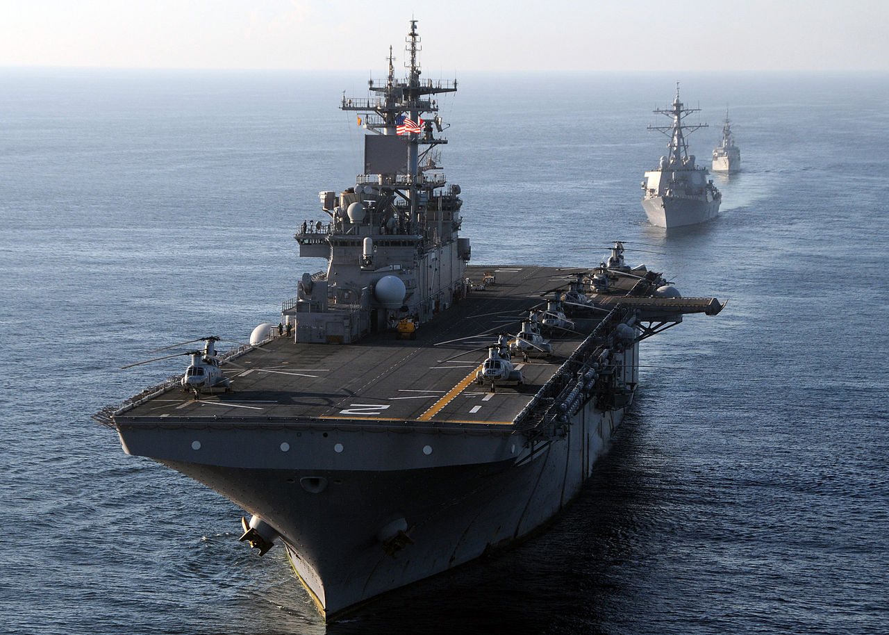 """Chuyên gia: Thế """"phóng lao"""" của Mỹ ở Biển Đông - 4"""