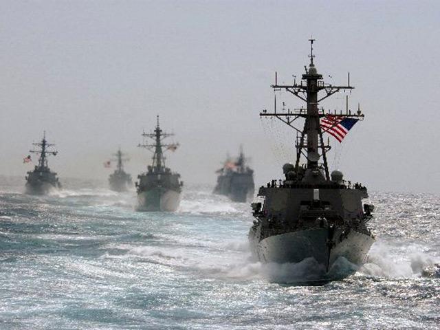 """Chuyên gia: Thế """"phóng lao"""" của Mỹ ở Biển Đông - 3"""