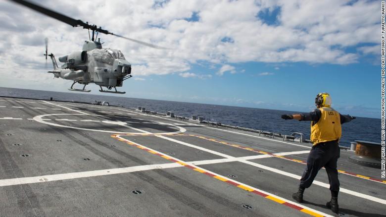 Ngắm tàu chiến Mỹ vừa tuần tra trên Biển Đông - 3