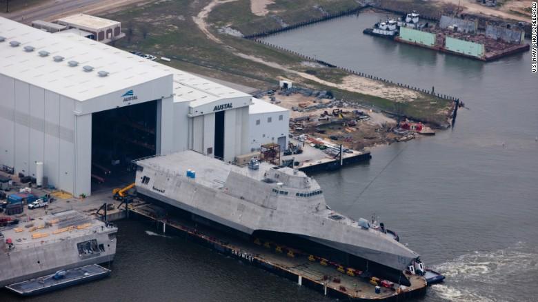 Ngắm tàu chiến Mỹ vừa tuần tra trên Biển Đông - 13