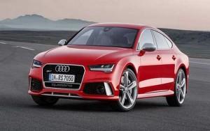 Audi RS7 Sportback 2015 trình làng giá 4,7 tỷ đồng