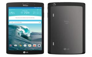 Lộ hình ảnh đầu tiên về LG G Pad X