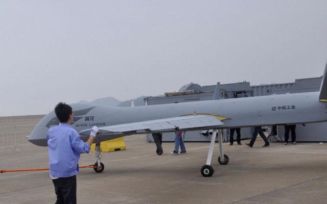 Đồng minh của Mỹ âm thầm mua máy bay không người lái TQ? - 1