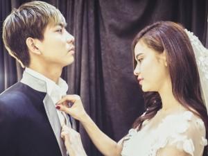 Tim và Trương Quỳnh Anh bất ngờ đi thử váy cưới