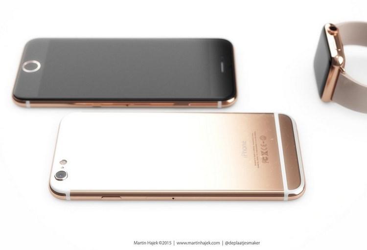 Lộ 10 chi tiết hấp dẫn của iPhone 6S thế hệ mới - 1