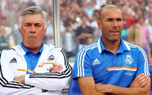 """Đến lúc Real Madrid chia tay """"thợ hàn"""" Ancelotti - 2"""