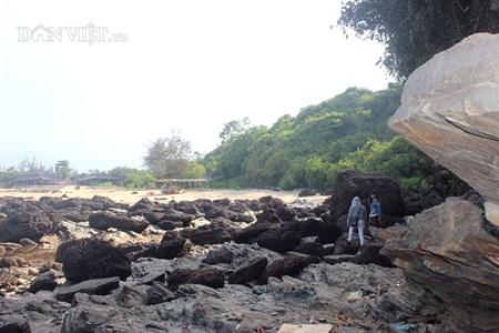 Đẹp hoang sơ ghềnh đá biển Rạng trên đất Quảng - 6