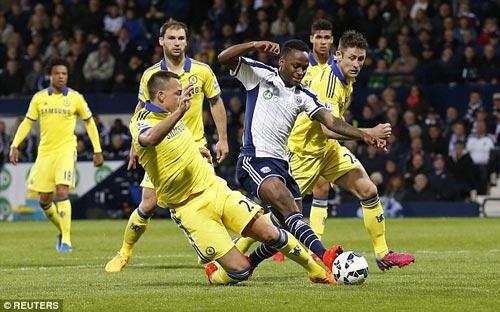 Chelsea thua thảm: Tại anh, tại ả hay tại ai - 2