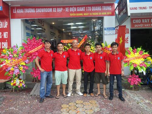 GIANT chính thức khai trương showroom mới tại Tuyên Quang - 1