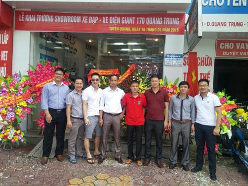GIANT chính thức khai trương showroom mới tại Tuyên Quang - 2