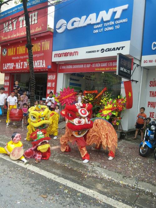 GIANT chính thức khai trương showroom mới tại Tuyên Quang - 3