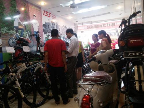GIANT chính thức khai trương showroom mới tại Tuyên Quang - 4