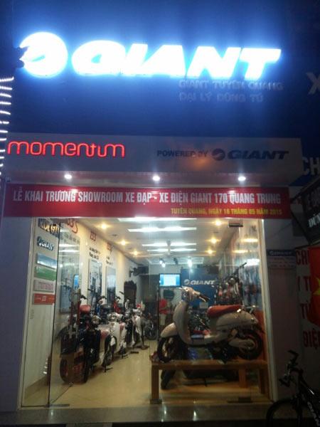GIANT chính thức khai trương showroom mới tại Tuyên Quang - 5