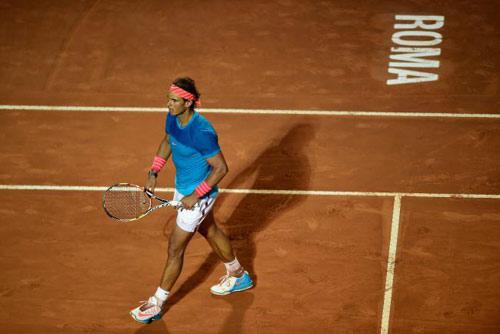 Thi đấu sa sút, Nadal vẫn là số 2 cho Roland Garros - 1