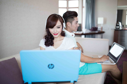 Laptop HP Pavilion - Sự lựa chọn của nàng mê công nghệ - 1