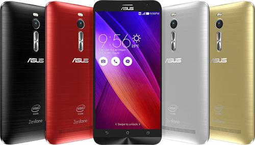 Cơn sốt Asus Zenfone 2 chiếm lĩnh thị trường Smartphone - 1