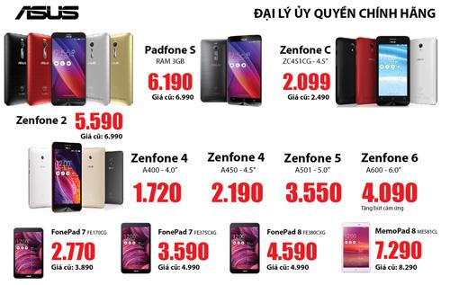 Cơn sốt Asus Zenfone 2 chiếm lĩnh thị trường Smartphone - 4
