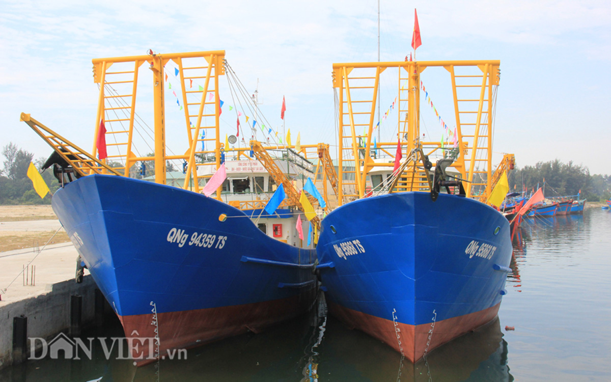 Tàu cá vỏ thép 8,7 tỷ của ngư dân miền Trung có gì đặc biệt? - 3
