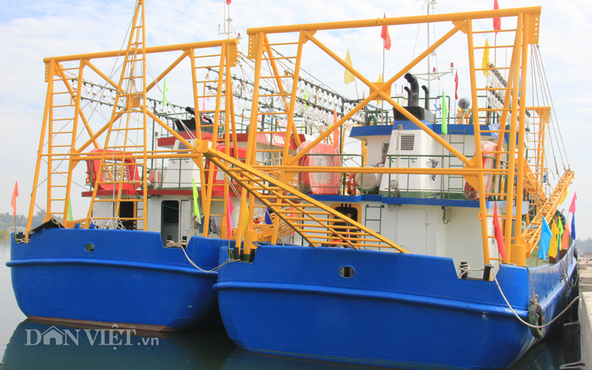 Tàu cá vỏ thép 8,7 tỷ của ngư dân miền Trung có gì đặc biệt? - 4