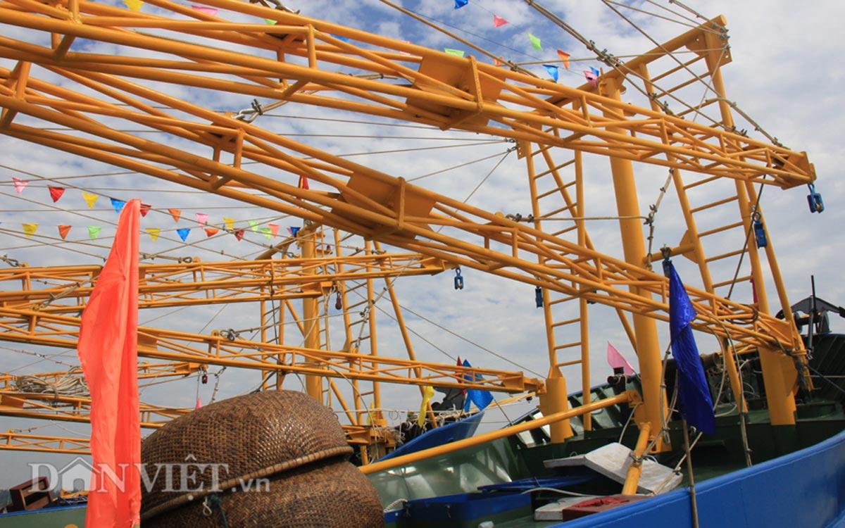 Tàu cá vỏ thép 8,7 tỷ của ngư dân miền Trung có gì đặc biệt? - 5