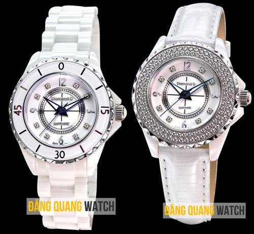 Đồng hồ nữ Diamond D quý phái giảm giá đến 10% - 8