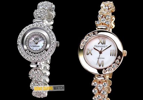 Đồng hồ nữ Diamond D quý phái giảm giá đến 10% - 9