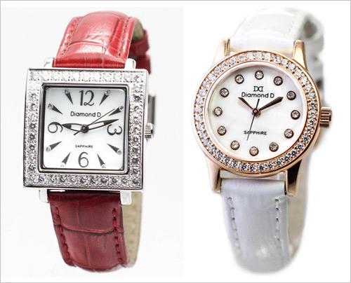 Đồng hồ nữ Diamond D quý phái giảm giá đến 10% - 4