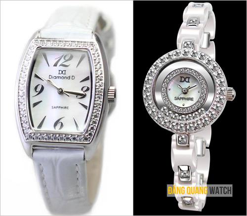 Đồng hồ nữ Diamond D quý phái giảm giá đến 10% - 5