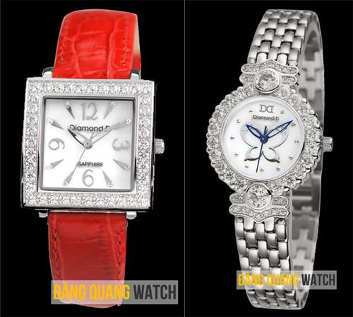 Đồng hồ nữ Diamond D quý phái giảm giá đến 10% - 6