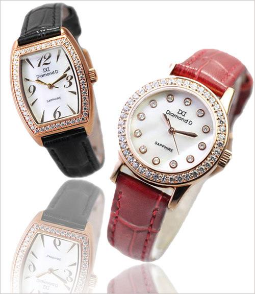 Đồng hồ nữ Diamond D quý phái giảm giá đến 10% - 1