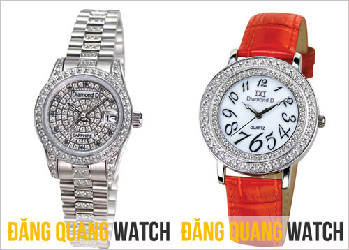 Đồng hồ nữ Diamond D quý phái giảm giá đến 10% - 2